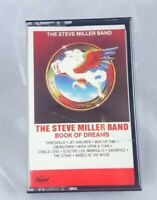The Steve Miller Band-Book Of Dreams-Cassette Tape-1977Capital Rec.#3