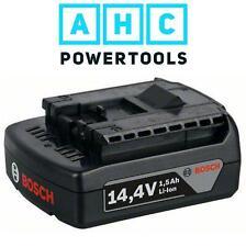 Bosch Blue Genuine 14.4v Cordless Li-ion Battery 1.5ah - 2607336800
