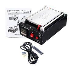 7'' LCD Glass Heating Plate Screen Separator Repair Machine Build-in Pump Vacuum