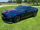 2011 Ford Mustang GT500 SHELBY PERFORMANCE PACK SVT 2011 FORD SHELBY GT500 MUSTANG SVT PERFORMANCE PACK.
