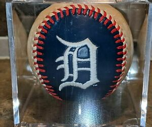 DETROIT TIGERS MLB Embroidered Souvenir Baseball MLB Official Licensed Rawlings