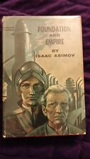 Foundation and Empire by Isaac Asimov 1952 HCDJ First Edition/Second State