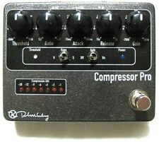 Used Keeley Compressor Pro Guitar Effects Pedal!