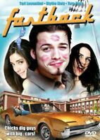 Fastback (DVD, 2009, Full Frame, Slim Case) BRAND NEW! SEALED! FREE SHIP!