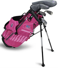 NEW US Kids 2020 48 Pink 5-Club 2020 Stand Bag 2001