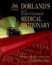 Dorland's Electronic Medical Dictionary: 29th Edition