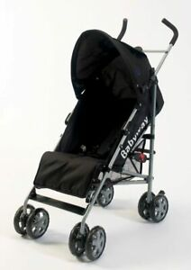 Babyway Altai Stroller Pushchair Missing Raincover & Foot Muff