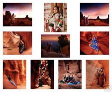 Southwest Natives in The Landscape LTD ED Note Cards #2