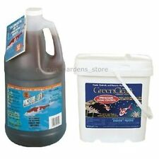 MICROBE-LIFT PBL 1 GAL & BIOSAFE GREENCLEAN 8 lb TUB VALUE PACK