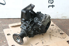 NISSAN X TRAIL T30 2.2 DCI 2005 MANUAL FRONT DIFF DIFFERENTIAL YU-K