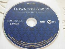 Downton Abbey Third Season 3 Disc 2 DVD Disc Only 42-220