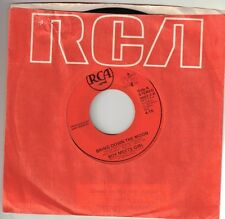BOY MEETS GIRL  (Bring Down The Moon)  RCA 8807-7