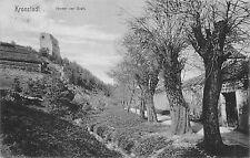 B25392 brasov Brasso hinter der Graft  Kronstadt    romania