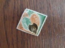 sello usado IV congreso mundial de psiquiatria en Madrid, edifil 1746 año 1966