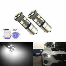 2 Ampoule BAX9s H6W 8 LED veilleuses Feux de position CITROEN C4 GRAND PICASSO