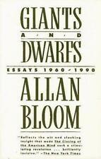 Giants and Dwarfs : Essays 1960-1990