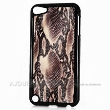 ( For iPod Touch 6 ) Back Case Cover AJ10322 Snake Pattern