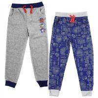 NWT 2PC Toddler Boy Clothes Fleece  Paw Patrol Sweatpants -  2T, 3T, 4T
