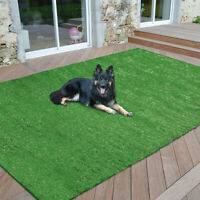 Indoor Outdoor Patio Area Carpet Floor Rug Mat Modern Artificial Grass Decor 6x9