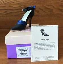 Raine Just the Right Shoe 1999 Gcc Early Introductions Tuxedo Coa Box 25062