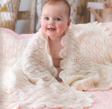 Baby 4 Ply Shawls Patterns