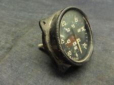 AIRCRAFT AVIATION AIRSPEED GAUGE FOR PARTS LOW SCALE