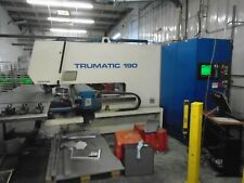 Trumpf Trumatic 190r Turret Punch Press With Video