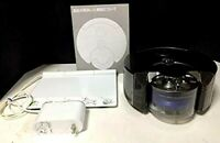 Dyson 360 Eye RB01NB Robot Vacuum Cleaner Cyclone Nickel Blue USED z