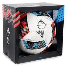Adidas MLS Major League Soccer Official Match Ball Nativo AC5503 NEW!