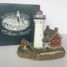 Port Sanilac Mi #506 Harbour Lights 1997 | Society Exclusive Signed B. Younger