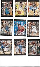 2014-15 PANINI NBA HOOPS 20-CARD CLASS ACTION INSERT LOT
