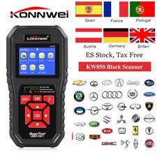 KONNWEI KW850 OBD2 Auto Scanner Lector de código de coche Motor
