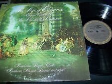 Philadelphia Orch. Ormandy-The Age of Elegance-Lp nm
