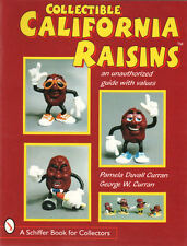 COLLECTIBLE CALIFORNIA RAISINS with Values - characters, books, toys, cups, mugs