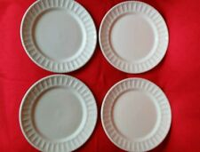 RIBBED DOT GIBSON REGALIA EVERYDAY BREAD PLATE ~ Excellent Condition - Set of 4