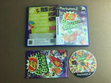 Jelly Belly Ballistic Beans - Sony Playstation 2 (Ps2) TESTED/WORKING UK PAL