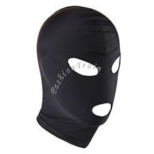 Unisex Costume Men Women Lingerie Headgear Mask Hat Zentai For Role Play Costume