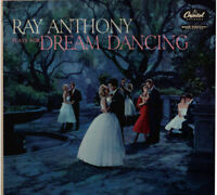 """RAY ANTHONY! - """"DREAM DANCING"""" CAPITOL T-723 MONO LP EXCELLENT VPI CLEANED!"""