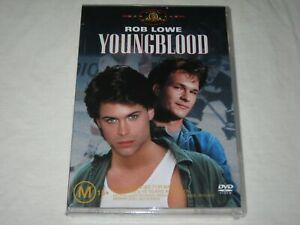 YoungBlood - Rob Lowe - Brand New & Sealed - Region 4 - DVD
