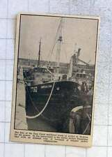 1962 Dauntless Star Motor Drifter Mackerel Boats Newlyn