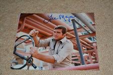 Lee Majors Signed Autographe 20x25 cm en personne Six Million Dollar Man, Colt
