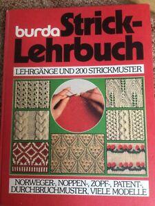 Burda Strick-Lehrbuch