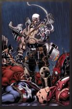 Avengers: X-Sanction-ExLibrary