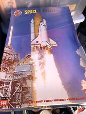 Vintage Airfix Space Shuttle Rocket Ship Model Kit
