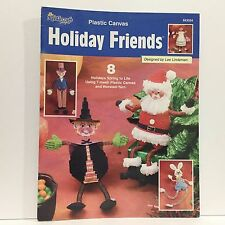 Holiday Friends Plastic Canvas Patterns The Needlecraft Shop Free Shipping