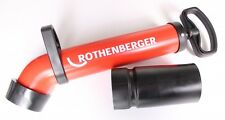 ROTHENBERGER ROPUMP SUPER PLUS N. 72070 X - 7.2070x PRESSIONE DETERGENTE PER PULIZIA TUBO
