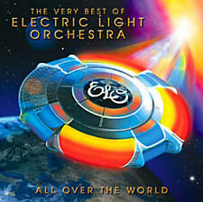VERY BEST ELECTRIC LIGHT ORCHESTRA ELO JUMBO COASTER NEW FREE UK P&P PRESENT