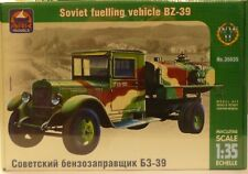 Ark 1/35 Soviet Military Fuelling Fuel Truck Vehicle Bz-39 35035