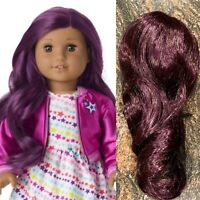 American Girl Doll Truly Me #86 Wig - Replacement Parts and Customs