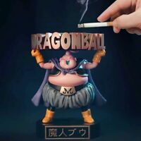 Dragon Ball Z Majin Buu Ashtray Anime Figures Toys Model Fat Buu Action Figurine